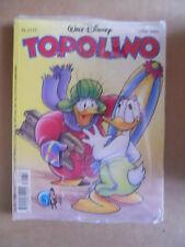 TOPOLINO n°2172 BLISTERATO [MZ2] con inserto pubblicitario