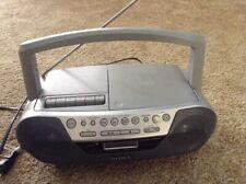 Sony Cfd-S05 Cd/Headphone Jack/Cd-R Playback/Radio/Cd-Rw.
