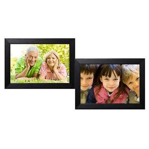 201 Holz Bilderrahmen für 2 Bilder 10x15 cm Galerie 3D Collage Set Foto Rahmen