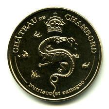 41 CHAMBORD Nutrisco et Extinguo, 2018, Monnaie de Paris