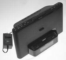 Sony ICF-CS15ip Dream Machine iPod & iPhone Docking Station Clock Radio