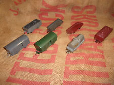lot wagons JOUEF marchandises