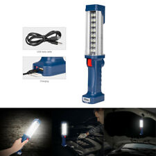 32 SMD LED Rechargeable Work Light Magnetic Ultra Bright Torch Inspection Lamp