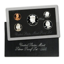 1996 US Mint Silver Proof Set