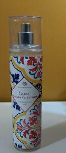 Bath & Body Works Capri Coastal Citrus Fragrance Mist 8oz NEW