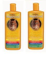 Four Paws Magic Coat CAT & KITTEN TEARLESS SHAMPOO 2x 12oz