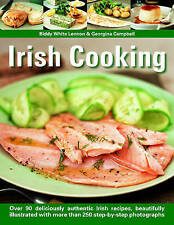 Irish Cooking: Over 90 Deliciously Authentic Irish Recipes, (paperback2007) NF22