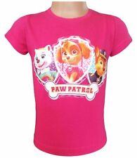 T-shirts, hauts et chemises rouge à manches courtes pour fille de 2 à 16 ans