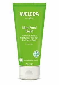 Weleda Skin Food Lotion Light 75ml dry smoother hydrating cracked heels eczema