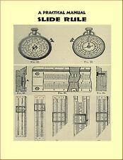 Collection Of Slide Rule eBook Manual Circular Calculator Engineering CD