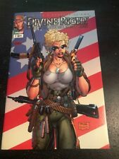 Divine Right#1 Incredible Condition 9.4(1997) Jim Lee Art!!