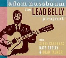 Adam Nussbaum - The Lead Belly Project (NEW CD)
