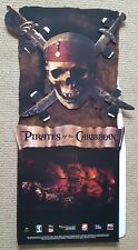 Disney Pirates of the Caribbean The Video Game Full Size Standee - Xbox Bethesda