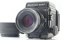 [Near MINT w/ Hood] MAMIYA RB67 Pro S SEKOR C 90mm f3.8 120 Film Back From JAPAN