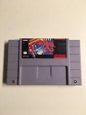 Super Nintendo SNES Super Metroid-Authentic, Tested, Saves