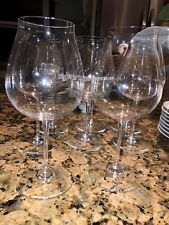 RIEDEL Vinum New World  Pinot Noir Wine Glasses, Set of 2 Preowned Lovely 9 3/8""