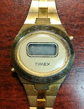 Vintage Timex Digital Women's Watch - Functional