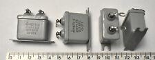 2 uF 160 V  Paper Capacitors. MBGO-2  Set of 15. New