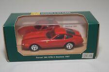 @. 1:43 RIO R1 FERRARI 365 GTB/4 DAYTONA 1967 RED MINT BOXED