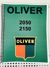 2150 Oliver Tractor Technical Service Shop Repair Manual