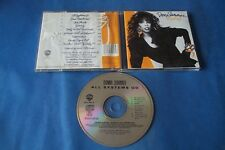 """DONNA SUMMER """" """"ALL SYSTEMS GO  """" CD 1987 WEA  NUOVO"""