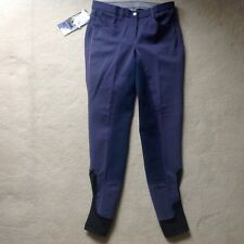 "Harrys Horse Ladies Nice Plus Breeches Size 36 22"" waist UK 8"