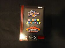 Neo Geo X Classics Vol 5 Last Blade, Blue's Journey, Path of the Warrior ;New