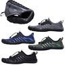 Mens Water Shoes Quick Dry Beach Swim Shoes Barefoot Pool Aqua Socks Shoe Diving