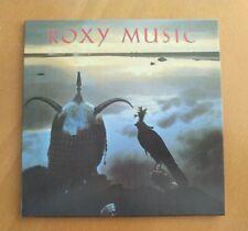 ROXY MUSIC Avalon HDCD CD Mini Vinyl LP Replica Package Limited Edition