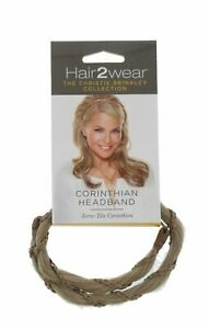 Hair2wear The Christie Brinkley Collection Headband Choose your shade and style