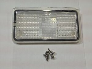 Parking Lamp Lens for Fiat X19 Original USED #598A