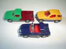 Off-Road Vehicles Model Cars Set 1:87 H0 - Kinder Surprise Plastic Miniatures