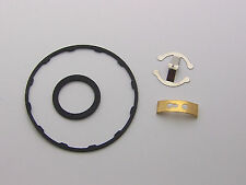 Genuine NOS Bulova Accutron 214 Gasket Set, Contact Spring & Stem Return Spring