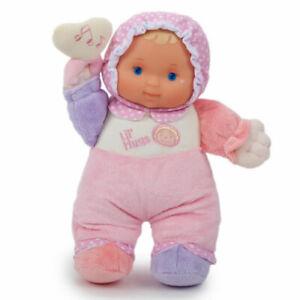 "Lil' Hugs 12"" Soft Body Caucasian Doll"