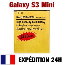 Samsung Galaxy S3 Mini (i8190) - Battery Gold High-Capacity Quality High