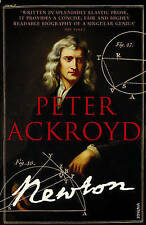 New Brief Lives 3 - Newton [Paperback] [May 03, 2007] Ackroyd, Peter