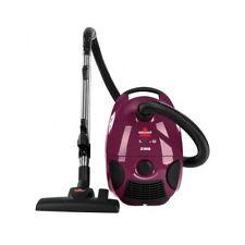 Purple Canister Vacuum Cleaner Compact Cord Bag Home Floor Carpet Vaccum