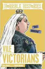 Vile Victorians (Horrible Histories), New, Brown, Martin, Deary, Terry Book