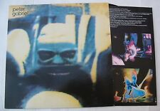 PETER GABRIEL (LP 33T)  RHYTHM OF THE HEAT  FRANCE 1982