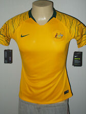 Nike Team Australia Football Soccer Jersey Women Medium NEW