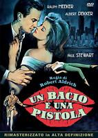 Un Bacio E Una Pistola (1955) DVD *NUOVO* A&R PRODUCTIONS