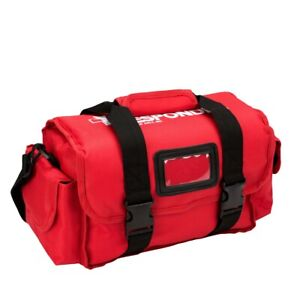 First Aid Only First Responder Large Bag, Red, New, Free Shipping