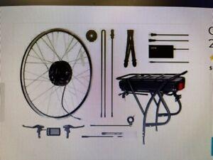 Magnum 26'' Electric Bike Conversion Kit – 26″ 500W 48V 13Ah – R24813 KIT #0138