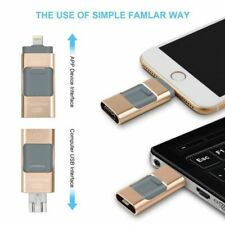16GB USB i-Flash Drive Device Memory Stick OTG For iPod IOS Android iPhone 7/8/X