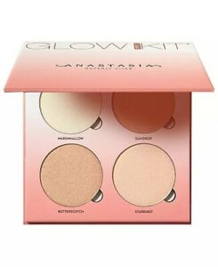 ANASTASIA BEVERLY HILLS Sugar Glow Kit NIB Makeup Highlighter for Eyeshadow Face