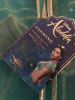 Disney Aladdin Princess Jasmine Limited Edtion Costume 1 Out Of 4500 W/Suit Bag