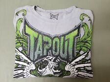 new mens Tapout MMA thermal shirt.