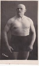 1930s Roshchin Nude muscle man Wrestler Bodybuilder gay interest Russian photo