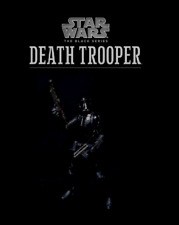 "Star Wars Black Series Imperial DEATH TROOPER (Rogue One) 6"" Movie Action Figure"