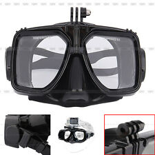 Diving Glasses Scuba Mask Goggles Mount Accessories For Camera GoPro Hero 4 3 2